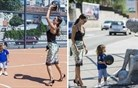 Samo Severina lahko igra košarko z visokimi petami