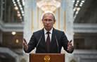 Putin ukrajinskim upornikom: Vi ste vojska Novorusije