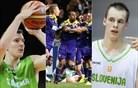 Podvig Maribora je odmeval tudi v slovenski košarkarski reprezentanci