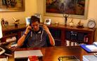 Luka Pahor za očetovo pisalno mizo: Pouk v ponedeljek? Tega nismo odobrili. (foto)