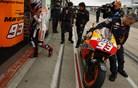 Rossi, Pedrosa in Lorenzo ne najdejo protistrupa za Marquezovo hitrost