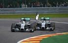 Mercedesove skrivalnice: Rosberga smo kaznovali, a ne povemo, kako