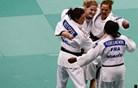 Francozinje in Japonci ekipni svetovni prvaki v judu