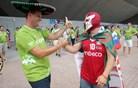 Slovenija za drugo zmago porazila Mehiko