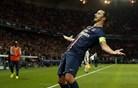Zlatan Ibrahimović se kar ne ustavlja: trikrat v polno na derbiju