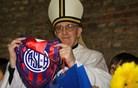 Dvoboj za mir: papež povabil, Messi, Maradona, Zidane in druščina sprejeli