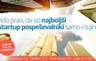 Kako se lahko slovenski startupi potegujejo za 200 tisoč evrov?