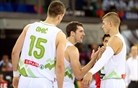V živo: na delu spet zvezdniki ZDA, Avstralija visoko vodi proti Litvi