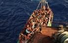 Slovenska ladja v Sredozemlju rešila več kot 200 migrantov