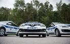 Policisti dobili novih 328 vozil (foto)