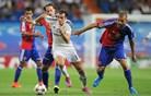 V živo: Oblak dobil prvi gol, Real Madrid vodi z 1:0