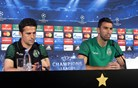 Trener Sportinga spoštuje Maribor in zavrača vlogo favorita