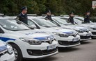 Največ novih policijskih vozil v Novo mesto, najmanj v Kranj