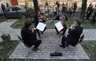 Javni red in mir s pomočjo klasične glasbe