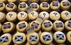 Raziskava: Škoti zavrnili neodvisnost, 54 odstotkov proti (video)