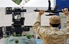 Samsungov robotski stražar, ki naluknja 3 kilometre oddaljeno tarčo (video)