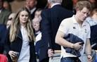 Princ Harry in Cressida spet skupaj?