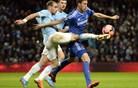 Veliki derbi v Manchestru: prvaki gostijo vodilni Chelsea