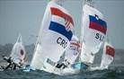 Tina Mrak in Veronika Macarol priborili prvo jadralsko olimpijsko vozovnico