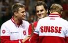 Finale Davisovega pokala na nogometnem stadionu v Lillu