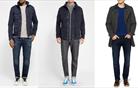 Modni nasvet: Moška prehodna jakna naj ne bo prekratka