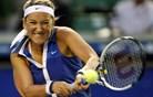 Azarenka predčasno končala sezono, Francozinja izločila Venus Williams