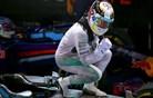 Hamiltonu zmaga in primat, Rosbergu ničla