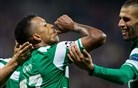 Sporting poletel po Ljudskem vrtu, Schalke ostaja v krizi