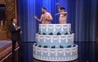 Jimmy Fallon za rojstni dan dobil gola moška