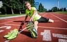 Atletski up, ki želi postati olimpijski zmagovalec