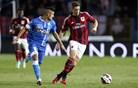 V živo: prvenec Torresa, Milan izenačil