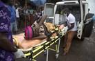 Ebola: od okuženih umrla skoraj polovica