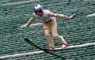 Mladi slovenski skakalec zmagal na Norveškem