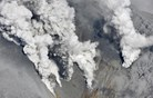 Izbruh vulkana Mount Ontake na Japonskem
