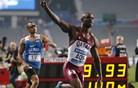 V Nigeriji rojeni katarski atlet zrušil azijski rekord na 100 metrov