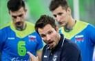 Odločitev je padla: Luka Slabe ostaja slovenski selektor