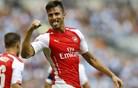Francoski napadalec podaljšal zvestobo Arsenalu