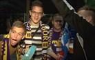 Maribor slavi Boharja, ta pa podajalca pri svojem zadetku v Gelsenkirchnu (video)