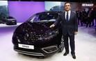 Renault espace – crossover zasnova, štirikolesno krmiljenje, čista notranjost
