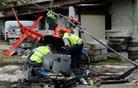 V strmoglavljenju helikopterja umrlo pet Švicarjev
