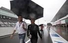 Nedeljska dirka formule 1 ogrožena, Suzuki grozi tajfun