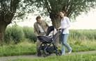 Z otroškimi vozički na ogled slovenskih gradov in dvorcev