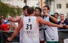 Dve slovenski ekipi v Tokio po vstopnico za All-stars v Dohi