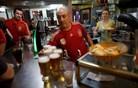 Španci so vino zamenjali s pivom