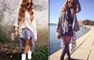 Modni nasvet: srajca ali jopa okoli pasu kot ulični trend