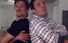 Brad Pitt in Jimmy Fallon sta se pomerila v plesu