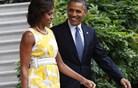 Ko Baracku Obami zataji kreditna kartica, ga rešuje prva dama