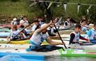 Zakrajšku ljubljanski maraton na vodi