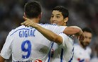 Marseille zmagal že sedmič zapored, Lyon razbil Montpellier