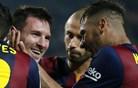 Velikani pokazali moč: Bayern šest, Real pet, Barcelona tri ...